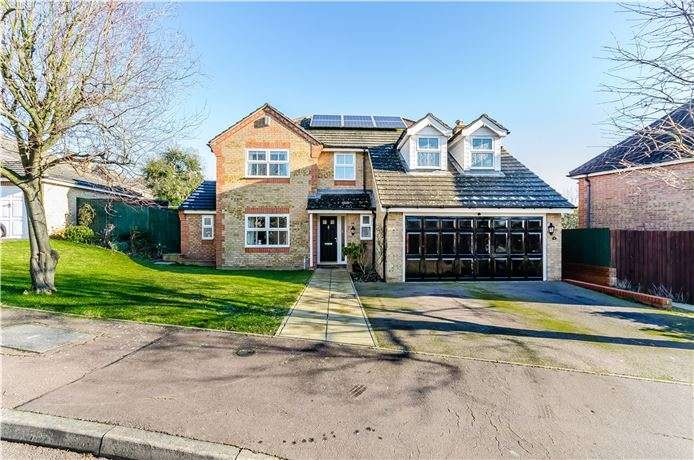 5 Bedrooms Detached House for sale in Orchard Way, Haddenham, Ely