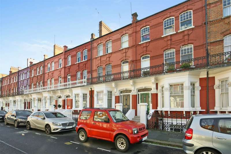 2 Bedrooms Flat for sale in Stonor Road, West Kensington