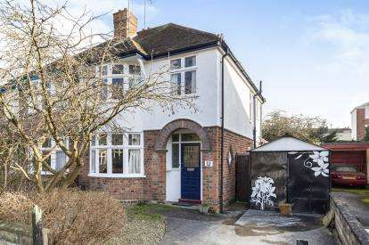 3 Bedrooms Semi Detached House for sale in Jersey Avenue, Cheltenham, Gloucestershire
