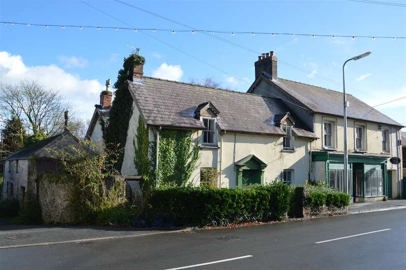 5 Bedrooms Detached House for sale in Cross House, High Street, St Clears