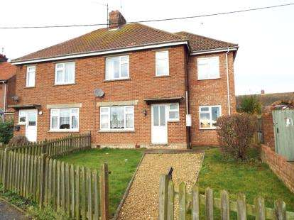 5 Bedrooms Semi Detached House for sale in Sedgeford, Hunstanton, Norfolk