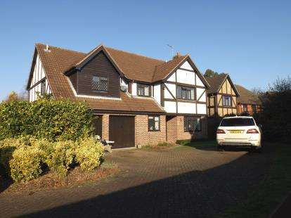 5 Bedrooms Detached House for sale in Thorpe End, Norwich, Norfolk