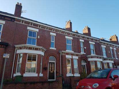 5 Bedrooms Terraced House for sale in Mayors Road, Altrincham, Greater Manchester