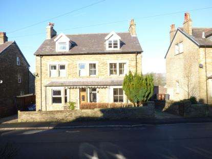 5 Bedrooms Semi Detached House for sale in Holmfield, Buxton, Derbyshire