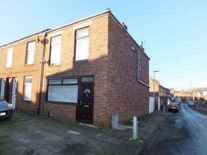 3 Bedrooms End Of Terrace House for sale in Starkie Street, Leyland, Lancashire