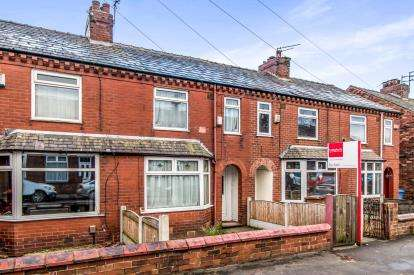2 Bedrooms Terraced House for sale in Algernon Road, Worsley, Manchester, Greater Manchester