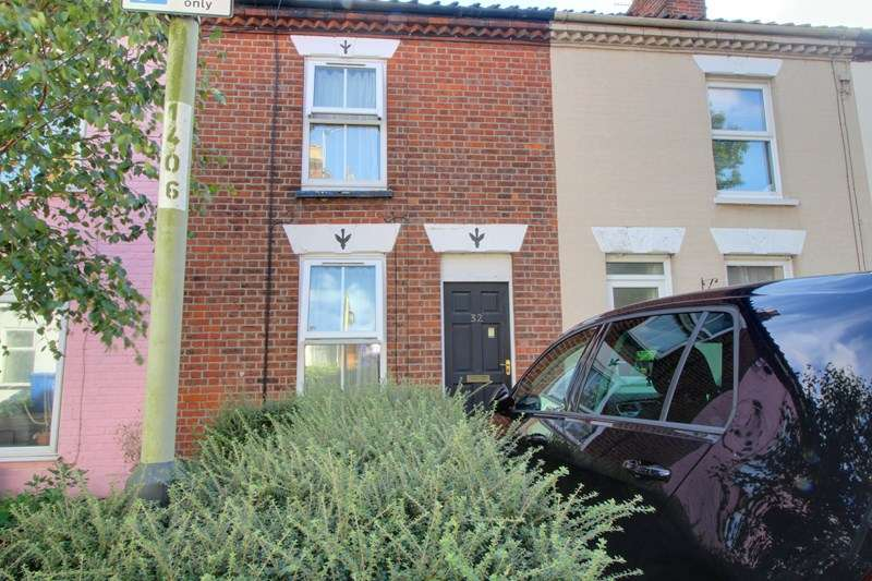 2 Bedrooms Terraced House for sale in Leonards Street, Norwich