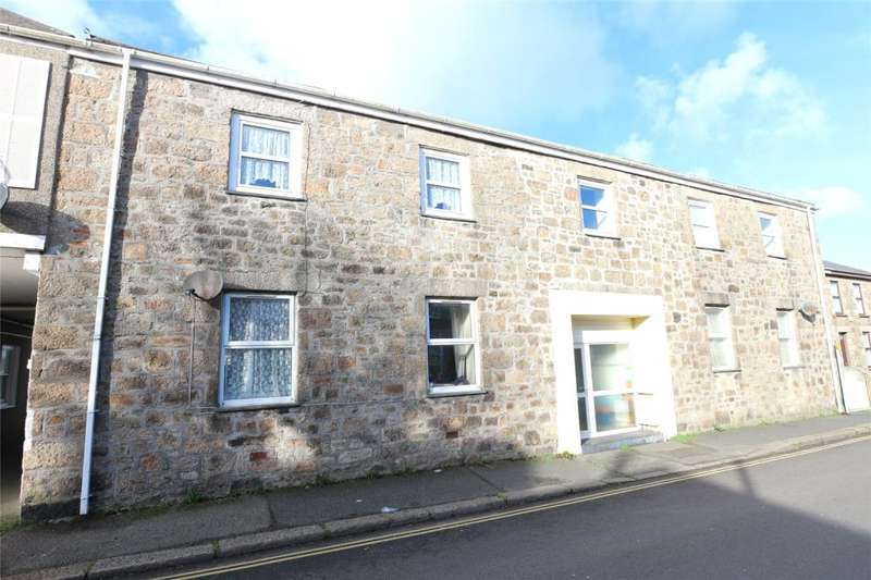 2 Bedrooms Flat for sale in Wellington Road, Camborne