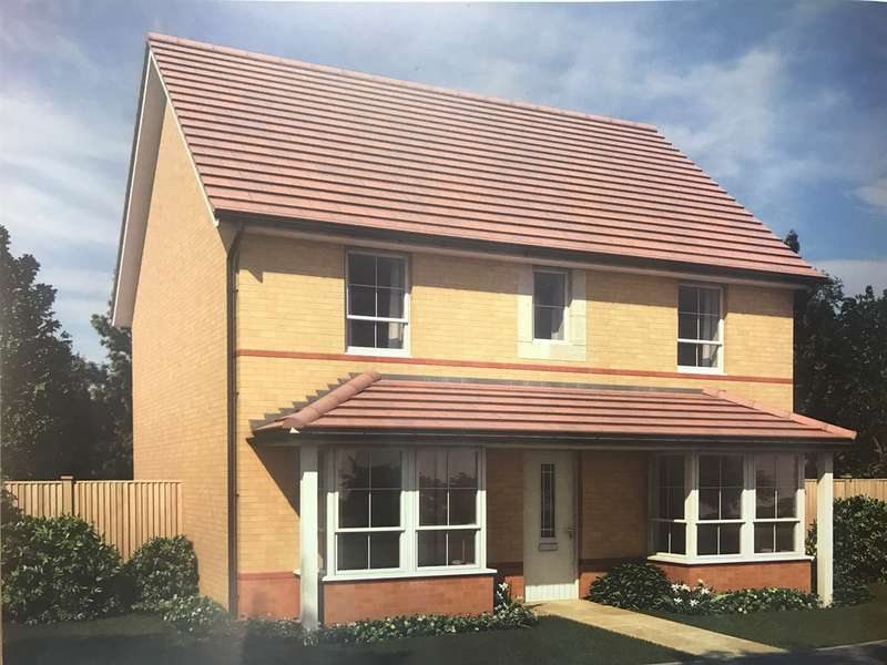 4 Bedrooms Detached House for sale in Bettws Lane, Bettws, Newport