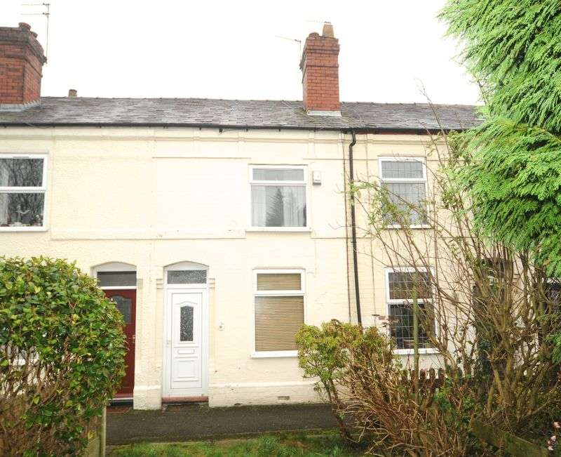 2 Bedrooms House for sale in Sandhill Terrace, Latchford, Warrington