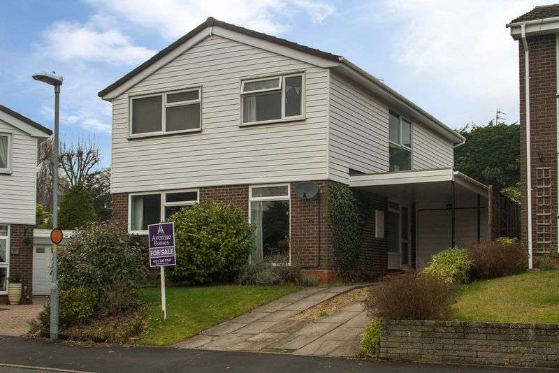 4 Bedrooms Detached House for sale in Dawson Road, Bromsgrove