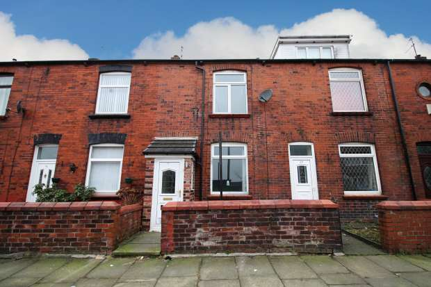 2 Bedrooms Terraced House for sale in Lever Street, Heywood, Lancashire, OL10 4UX