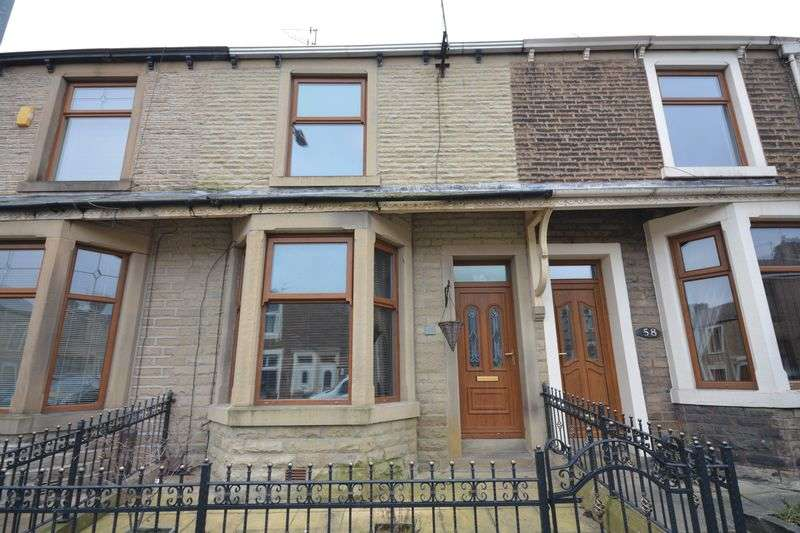 3 Bedrooms Terraced House for sale in Catlow Hall Street, Oswaldtwistle
