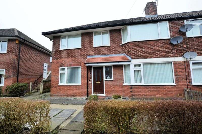 2 Bedrooms Flat for sale in Burns Avenue, Bury
