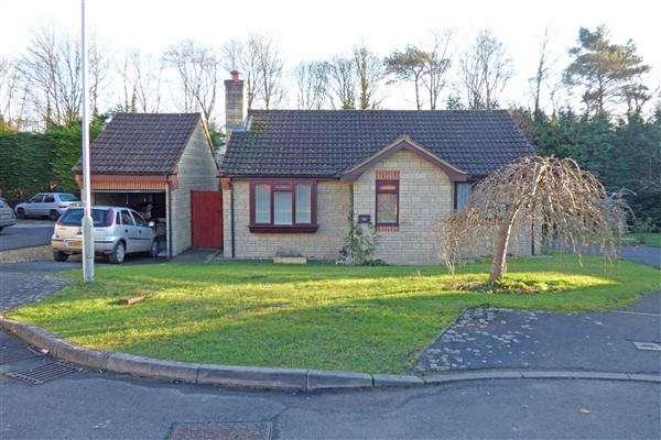 2 Bedrooms Detached Bungalow for sale in Rowan Close, Wincanton