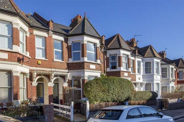 4 Bedrooms Terraced House for sale in Rathcoole Avenue, Crouch End, N8