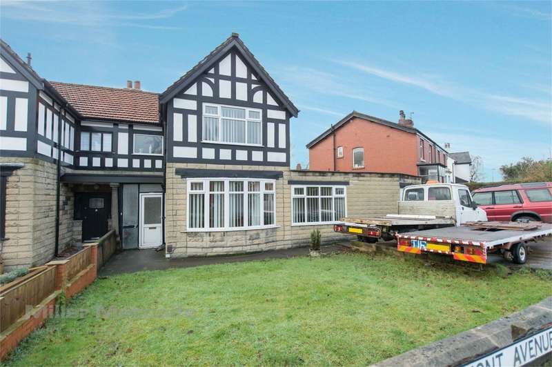3 Bedrooms Semi Detached House for sale in Claremont Avenue, Chorley, Lancashire
