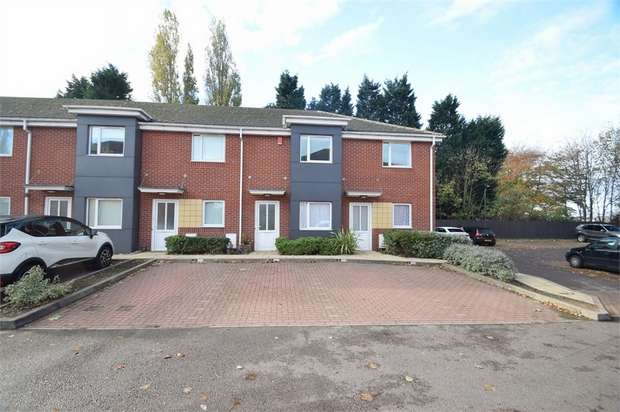 2 Bedrooms Flat for sale in Aston Court, Crankhall Lane, WEST BROMWICH, West Midlands
