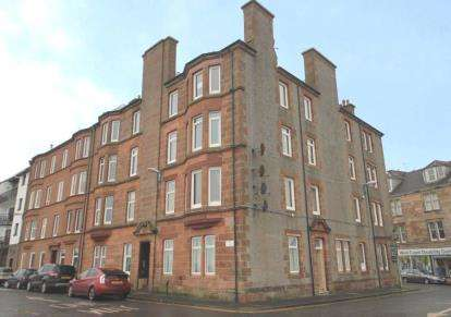 2 Bedrooms Flat for sale in Fort Street, Largs