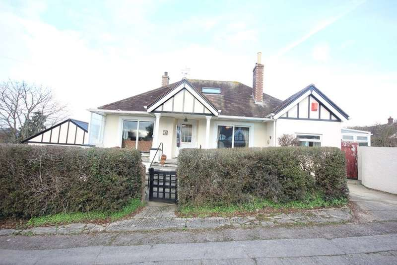 4 Bedrooms Detached Bungalow for sale in Brookfield Close, Kingsteignton