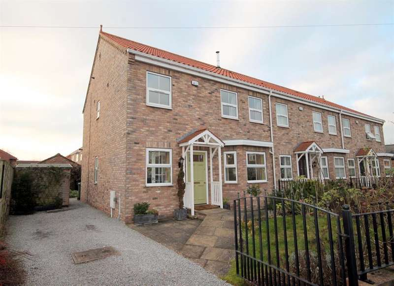 3 Bedrooms End Of Terrace House for sale in The Old Village , Huntington, York, YO32 9RA