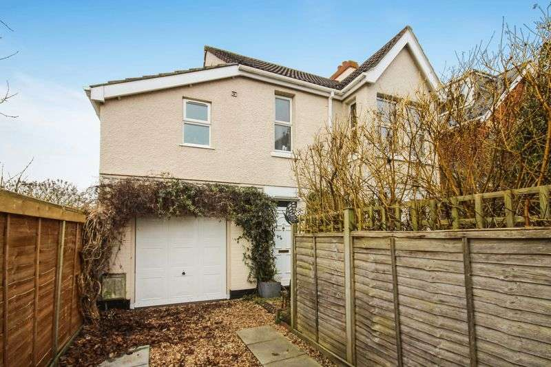 5 Bedrooms Detached House for sale in EMPIRE ROAD, SALISBURY, SP2.