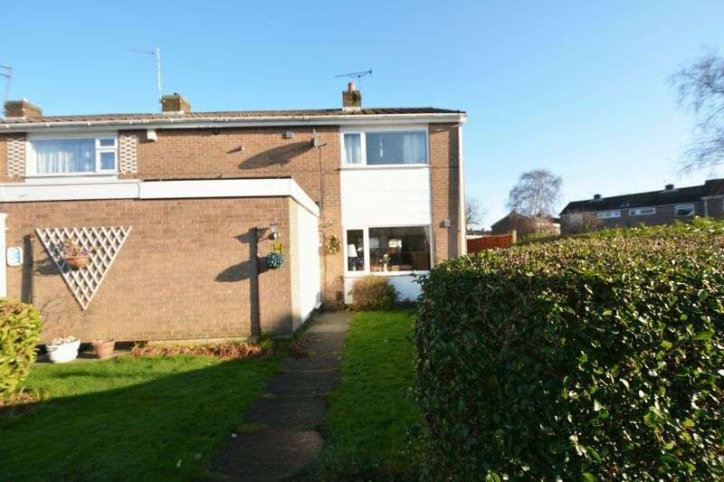 2 Bedrooms Terraced House for sale in Portloe Road, Heald Green, Cheadle
