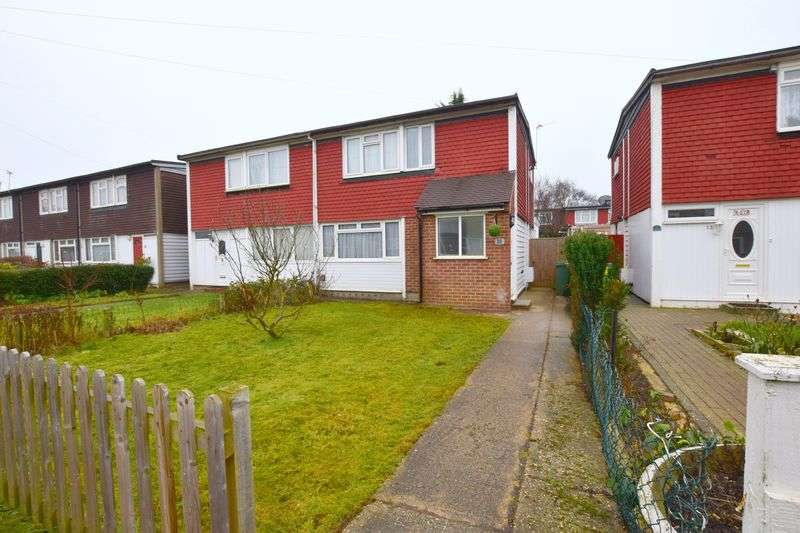 3 Bedrooms House for sale in Hulcombe Walk, Aylesbury