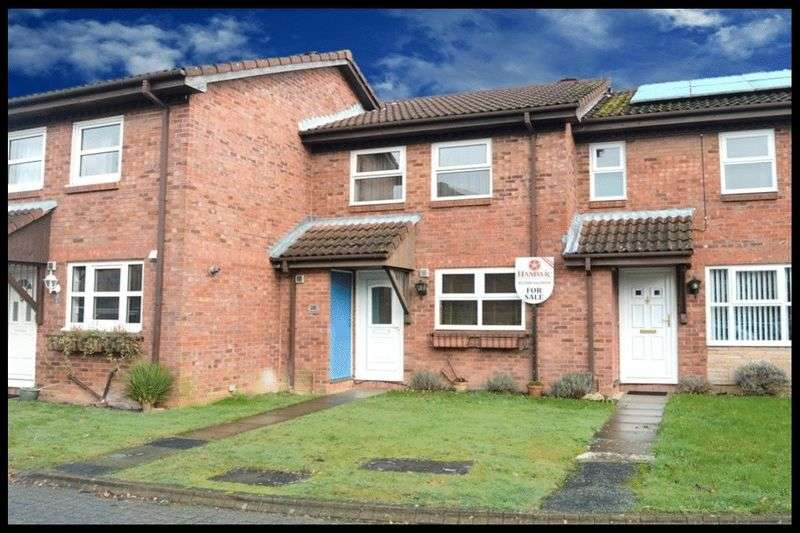 3 Bedrooms Terraced House for sale in Ashwood Gardens, West Totton