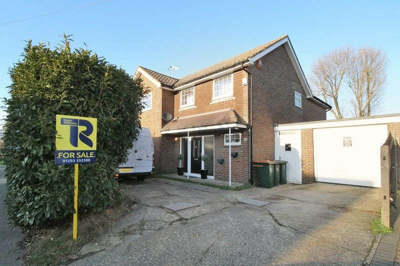 4 Bedrooms Detached House for sale in Kilnmead, Crawley