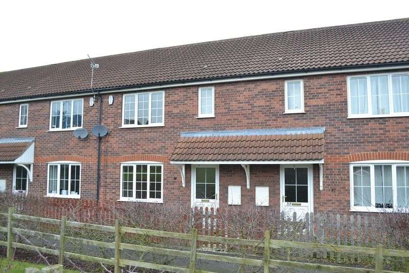 3 Bedrooms Terraced House for sale in Riverbank Rise, Barton-Upon-Humber