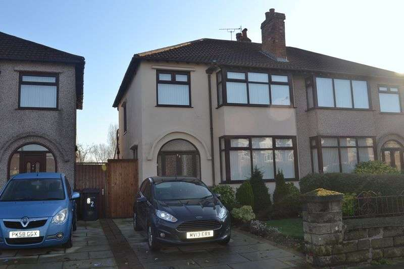 3 Bedrooms Semi Detached House for sale in Brownmoor Lane, Crosby