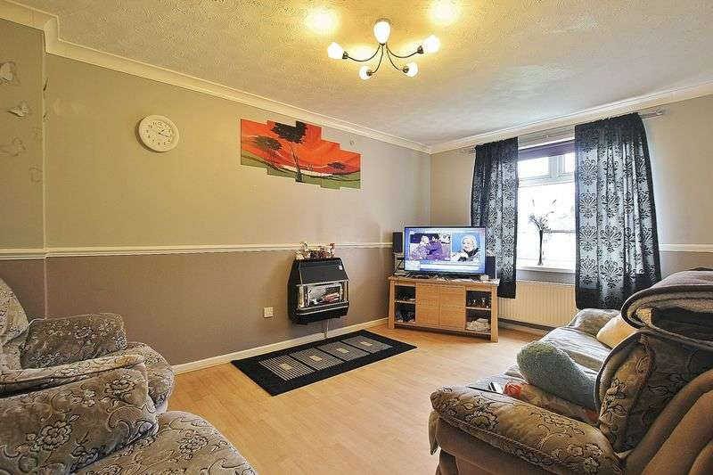 2 Bedrooms Terraced House for sale in Hampstead Court, Hull