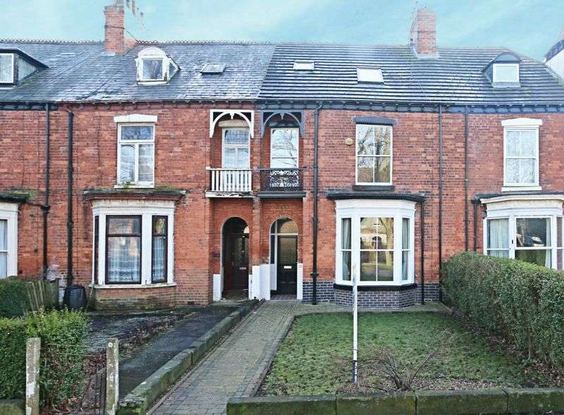 4 Bedrooms Terraced House for sale in Westbourne Avenue, Hull