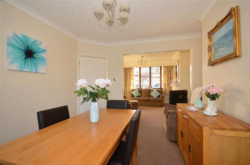 3 Bedrooms Semi Detached House for sale in Birchwood Avenue, Wallington, Surrey