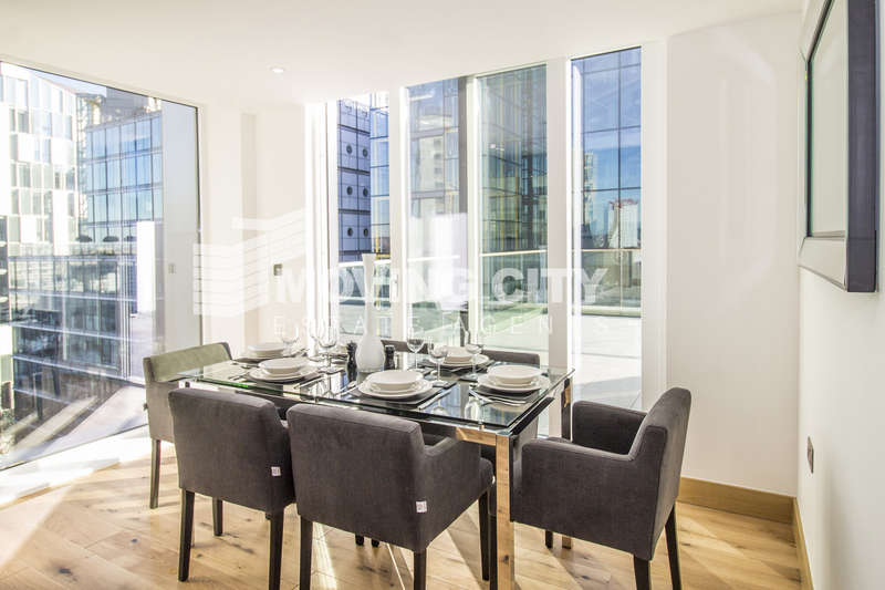 3 Bedrooms Flat for sale in Paddington Exchange, Hermitage Road, Paddington