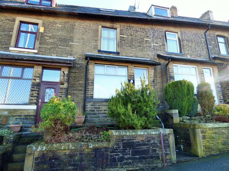 2 Bedrooms Terraced House for sale in Higher Reedley Road, Nelson