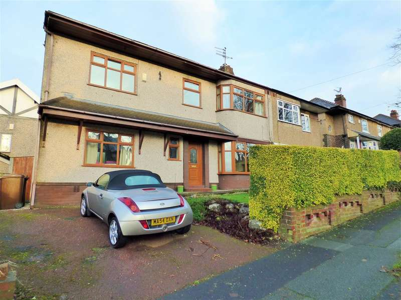 4 Bedrooms Semi Detached House for sale in Lockyer Avenue, Burnley