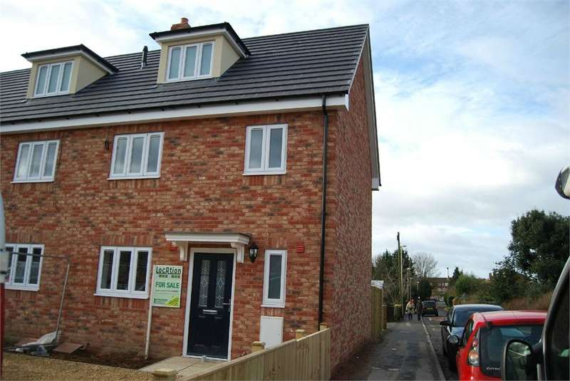 3 Bedrooms Terraced House for sale in Elm Court, STONEHOUSE, Gloucestershire