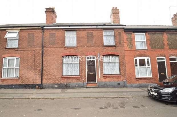 3 Bedrooms Terraced House for sale in Cope Street, WEDNESBURY, West Midlands