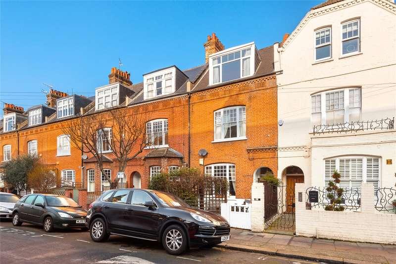 4 Bedrooms Terraced House for sale in Kersley Street, Battersea, London, SW11