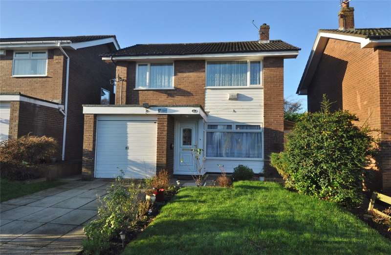 3 Bedrooms Detached House for sale in Covertside, West Kirby, Wirral