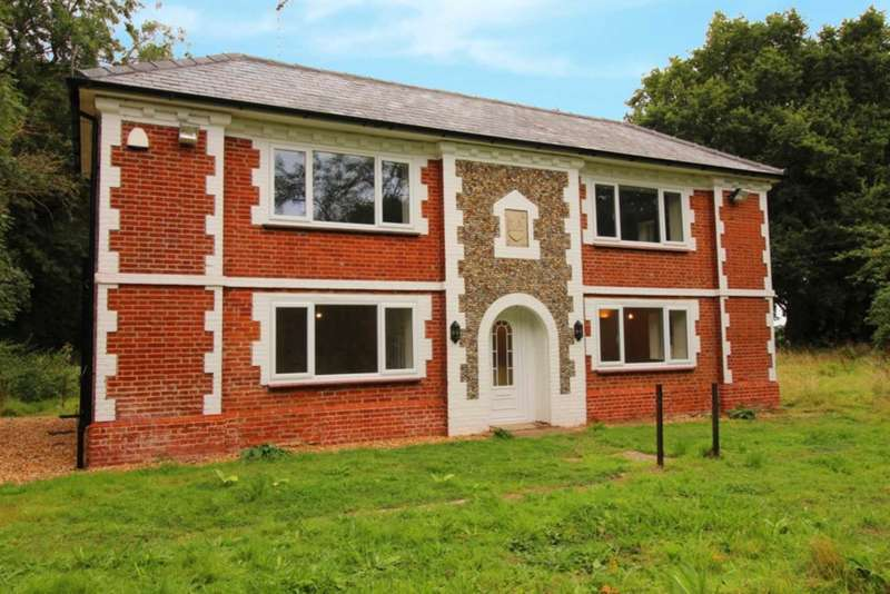 4 Bedrooms Detached House for sale in Norwich Road, Necton