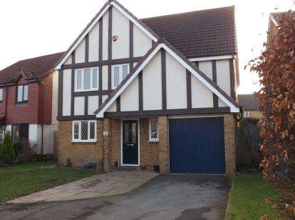 4 Bedrooms Detached House for sale in Tilberthwaite Close, Gamston, Nottingham