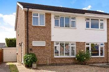 3 Bedrooms Semi Detached House for sale in Belmont Road, Chislehurst, Kent, BR7 6HR
