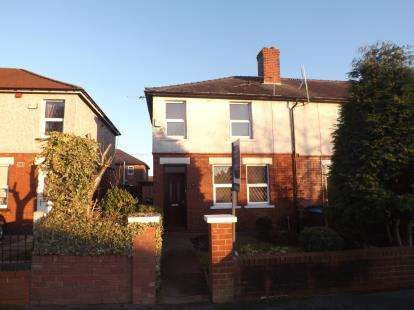3 Bedrooms End Of Terrace House for sale in Broom Avenue, Leigh, Greater Manchester