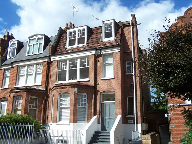 2 Bedrooms Apartment Flat for sale in Fairfield Road, Crouch End, London, N8
