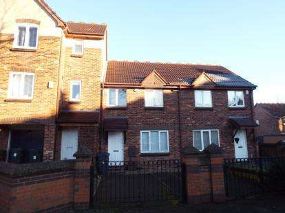 3 Bedrooms Terraced House for sale in Cypress Square, Birmingham, West Midlands