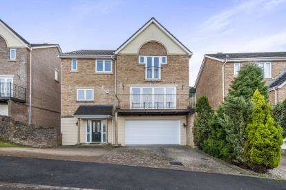 5 Bedrooms Detached House for sale in Newton Abbot, Devon, England