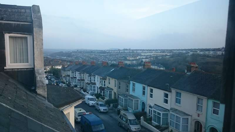 3 Bedrooms Maisonette Flat for sale in Mannamead, Plymouth